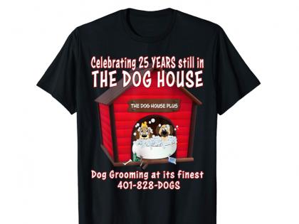 Dog House T-shirt