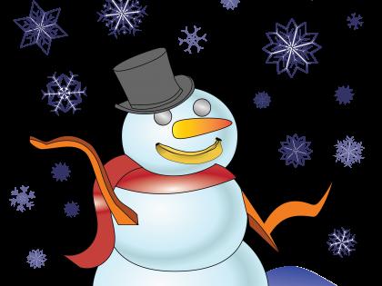SNOWMAN THEMED KID ACTIVITIES⛄️