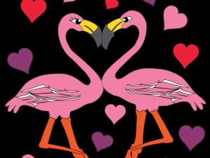 Flamingo Themed Kid Activities🌴❤️💗