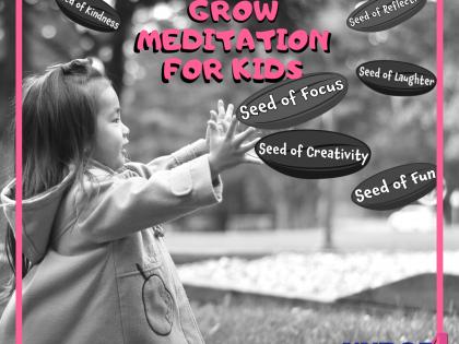 How Seeds Grow 🌻 Morning Meditation for kids -growth mindset#yogaforkids#mindfulnessforkids